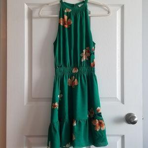 Aritzia Wilfred Effet Mini Dress
